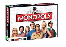 Monopoly The Big Bang Theory Board Game
