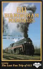 6111 Birmingham Memories DVD NEW Goodheart Norfolk & Western J-class 4-8-4 N&W