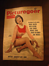 2 NOV 1957 PICTUREGOER MAGAZINE - FRANK SINATRA'S PARTY WAS A RIOT