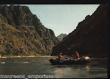 America Postcard - Rafting in Hells Canyon of The Snake River, Idaho  RR828