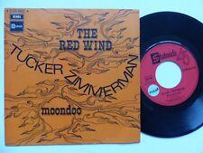 TUCKER ZIMMERMAN The red wind Moondoo 2C006 90431  rrr