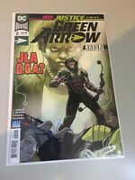Green Arrow Annual #2 (2018) NM DC Comics 1st Print