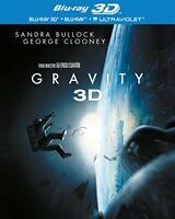Gravity [Blu-ray 3D  Blu-ray] [2013] [Region Free]
