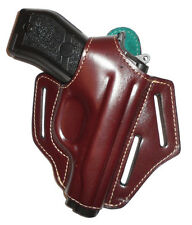 IZH 70/71 Beretta-81, Bersa Thunder .380cc genuine leather OWB gun holster 1010