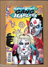 HARLEY QUINN GANG OF HARLEYS  #2  INCENTIVE VARIANT COVER DC COMICS CONNER