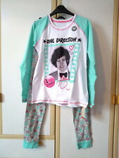 M&S One Direction 1D Harry Styles Pyjama Set Age 13-14 BNWT
