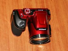⏩READ FIRST⏪ New Nikon COOLPIX B500 16.0 MP - RED ⏩Camera ONLY ✶ NOTHING ELSE⏪