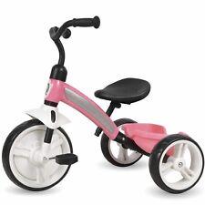 Kinderdreirad ab 2 Jahre Kinder Dreirad Roller Rad Fahrrad jungen Mädchen pink