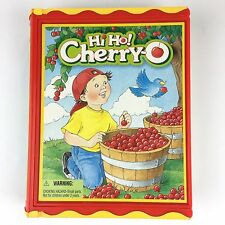 Hi Ho Cherry O Counting Game Travel Board Game Book Model Complete