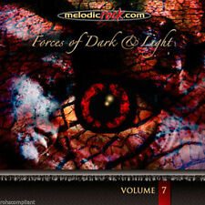 MELODICROCK.COM - FORCES OF DARK & LIGHT - VOLUME 7 - NEW 2CD / W.E.T. AND MORE