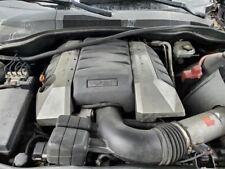 2010 2015 Chevrolet Camaro Ss 62l Engine 6l80 Auto Transmission Ls3 L99 Swap