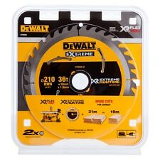 DeWalt 210mm 36T Extreme Runtime Table Saw Blade
