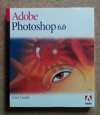 Nuevo Y Sellado Apple Mac Adobe Photoshop 6.0 Guía del usuario