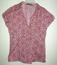Primark Collared Floral Tops & Shirts for Women