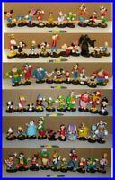 Rara Serie Completo 60 Figuras Estatuas Disney Collection Primera de agostini
