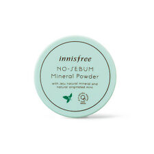 [innisfree] No-Sebum Mineral Powder 5g /15g