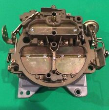 70 ROCHESTER QUADRAJET 4MV CARBURETOR CHEVY 1970 454 ENG SAME AS EDELBROCK 1901