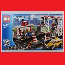 Neu LEGO® 7937 Bahnhof Haltestelle Eisenbahn past zu 7938 7939 60050 60051 60052
