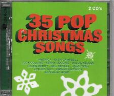 35 Pop Christmas Songs (CD, 2007) 2 Disc Set