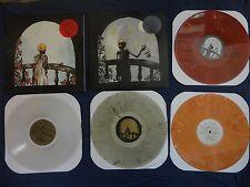"The Grateful Dead-""Dead In Cornell Volumes 1&2 4 Vinyl lps LTD COLOR 5/8/77"