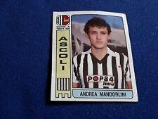 Figurina Album Calciatori Panini 1981/82 n° MANDORLINI ASCOLI  Recuperata