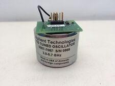 Agilent 5087-7082 YIG Tuned Oscillator with 14 day warranty