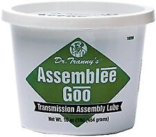 DR TRANNY ASSEMBLEE GOO GREEN  TRANSMISSION ASSEMBLY LUBE  (M465TG)