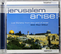 Paul Wilbur Jerusalem Arise NEW CD Recorded Live Contemporary Christian Music