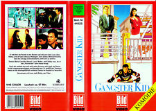 """VHS - """" Gangster KID ( Touch and Go ) """" (1986) - Michael Keaton"""