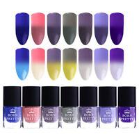 6ml Thermal Temperature Color Changing Nail Polish Nail Art Varnish BORN PRETTY