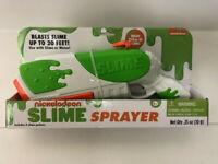 """Nickelodeon Slime Sprayer, Slime/Water Soaker, Blast Slime up to 20 Feet """"New"""""""