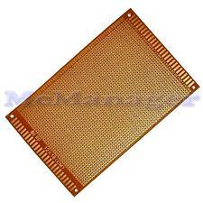 Perforados Pre Baquelita 1.2 Mm Solo lado Cobre prototipo PCB Matrix Board 120x180