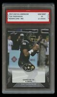 TUA TAGOVAILOA 2017 LEAF ALL-AMERICAN 1ST GRADED 10 ROOKIE CARD RC NCAA ALABAMA