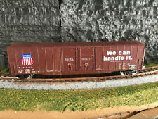 New ListingN Scale Union Pacific 60' Box Car Con-Cor Weathered