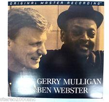G.MULLIGAN MEET B.WEBSTER LP MFSL 1 234 M/M LIMITED EDITION 1476 200g MASTER top