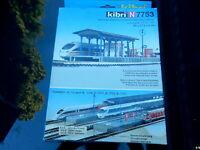 KIBRI 7753 Bahnsteigerweiterung NEU in OVP Spur N C406