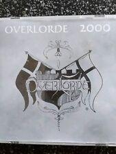 Rare Overlorde 2000 CD