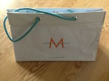 5 NEW  LARGE VINYL MOROCCAN OIL  BAGS
