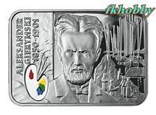Aleksander Gierymski Poland 2006 MW silver 20 zlotych