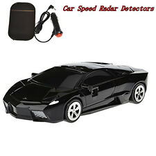 Car Radar Laser Detection Speed Anti-Police GPS 360° Detector Voice Alert Safety