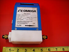 Omega FMA A2305 Flow Meter Gas N2 Range 500 SCCM Max Pres 250 psig FMAA2305 used