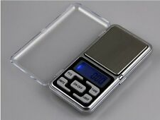 Pocket Digital Scales Jewellery Gold Weighing Mini LCD Electronic 0.01g~200g hhb