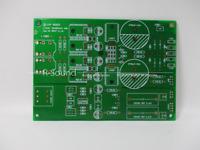 1pc refer Lehmann headphone amp PCB circuit bare board kit New version of Rev7