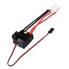 Waterproof Brushed 60A ESC for Axial SCX10 1/10 RC Crawler Car Spare Parts