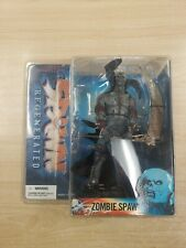 """Spawn Regenerated, Zombie Spawn 7"""" Figure, New In Package, 2005"""