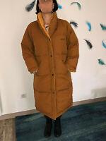 MILLET doudoune longue réversible garnie duvet taille 40 fr  EXCELLENT ÉTAT