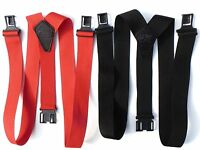 "2"" Tool Belt Suspenders -Perry Style (Non-Elastic)"