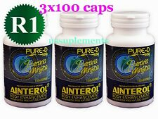 Ainterol Pueraria Mirifica 500mg 300 caps Breast Enlargement Firm FREE SHIP USA