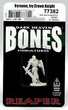 Reaper 77382 Vernone Ivy Crown Knight (Bones) Warrior Paladin Crusader Champion