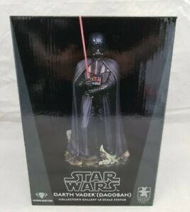 Gentle Giant Star Wars Darth Vader (Dagobah) Collector's Gallery 1/8 Statue NEW
